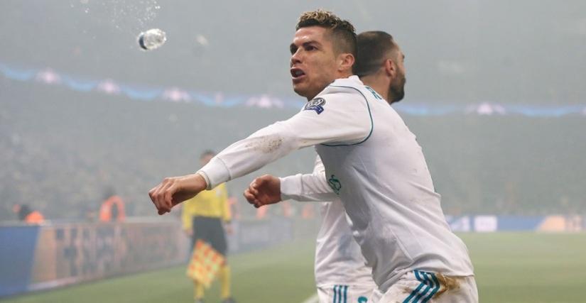 e0b27459126 Cristiano Ronaldo iguala gols da última Liga dos Campeões e está perto de  marca